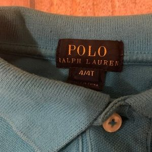 Polo Ralph Lauren boys shirt